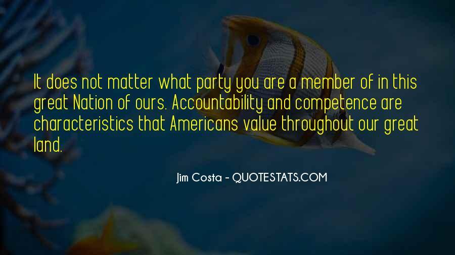 Jim Costa Quotes #1094865