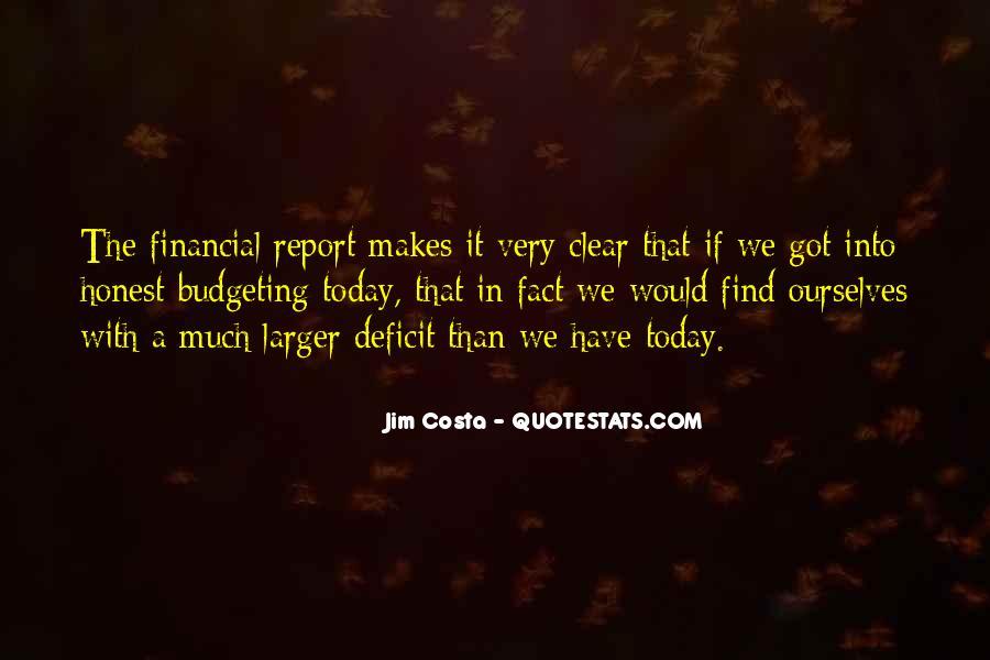 Jim Costa Quotes #1666191