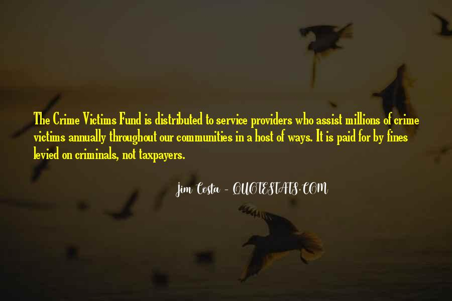 Jim Costa Quotes #267889