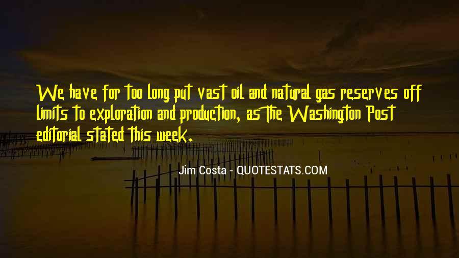Jim Costa Quotes #588471