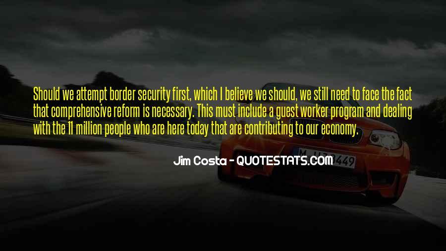 Jim Costa Quotes #686199