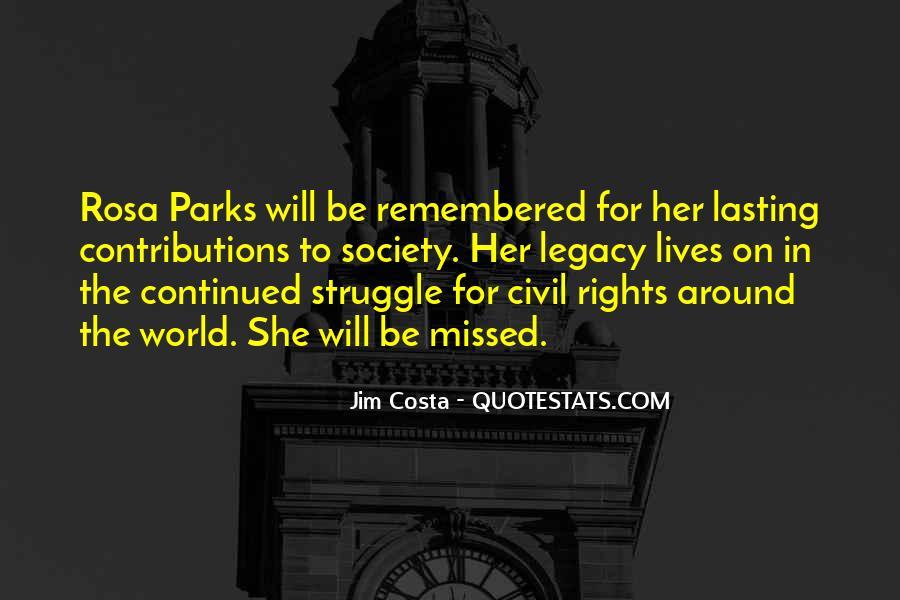 Jim Costa Quotes #920497
