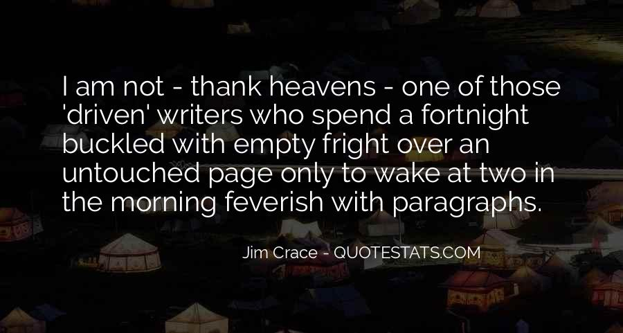 Jim Crace Quotes #1027060
