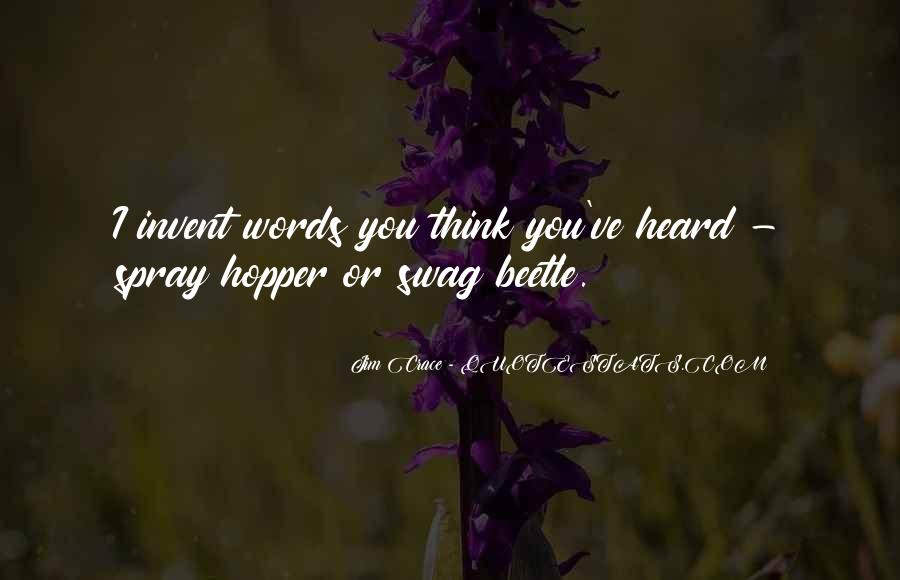 Jim Crace Quotes #1536630
