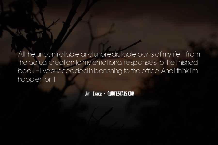 Jim Crace Quotes #180982