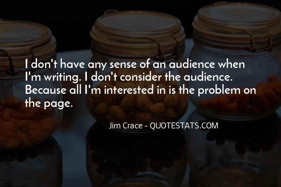 Jim Crace Quotes #775794