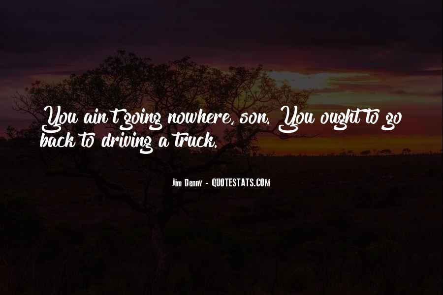 Jim Denny Quotes #1760311