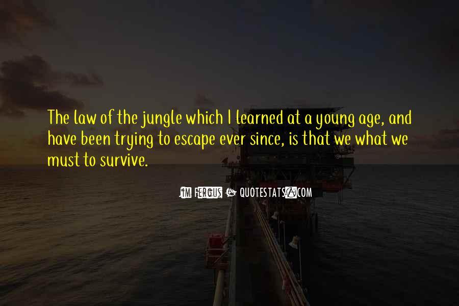 Jim Fergus Quotes #1475739