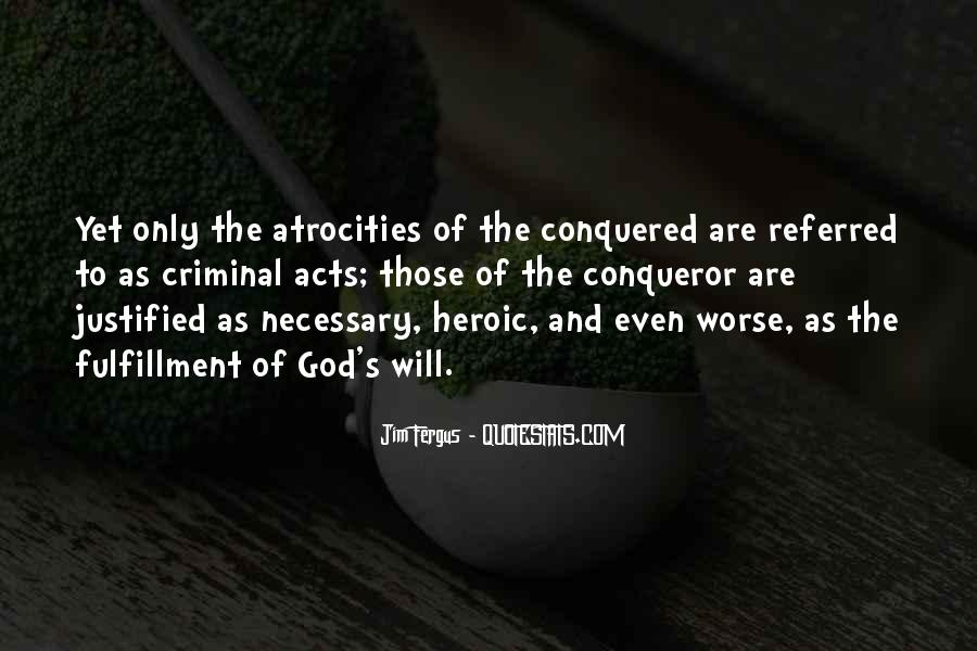 Jim Fergus Quotes #1508928