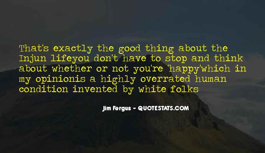 Jim Fergus Quotes #152173