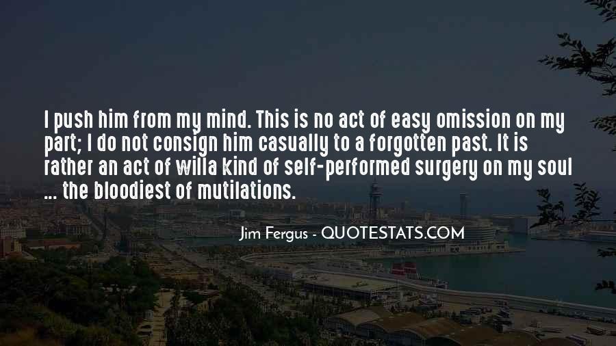 Jim Fergus Quotes #46486