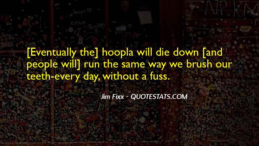 Jim Fixx Quotes #1490290