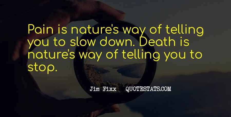 Jim Fixx Quotes #527588