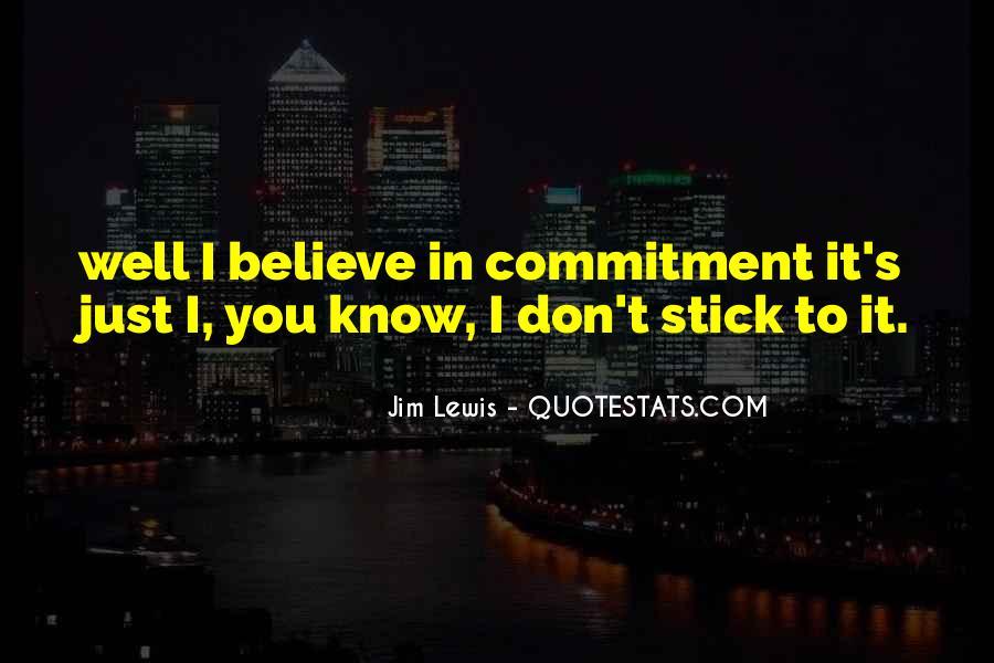 Jim Lewis Quotes #1734352