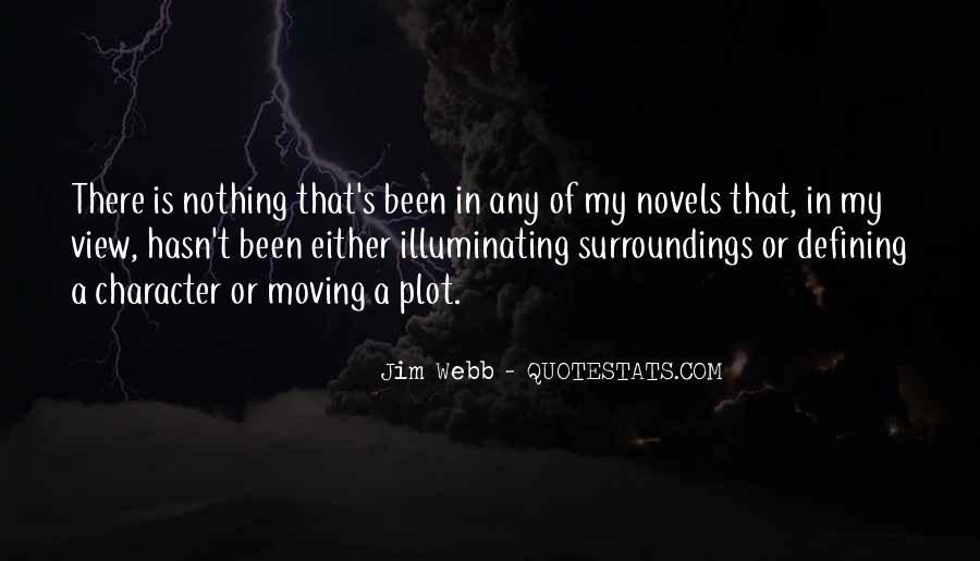Jim Webb Quotes #1084550
