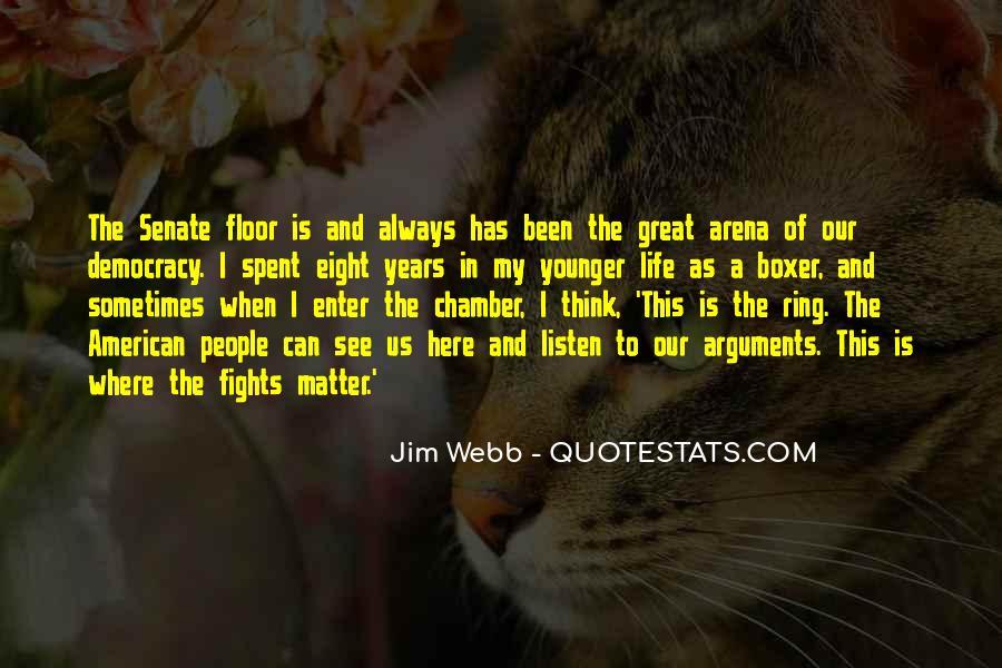 Jim Webb Quotes #1092509