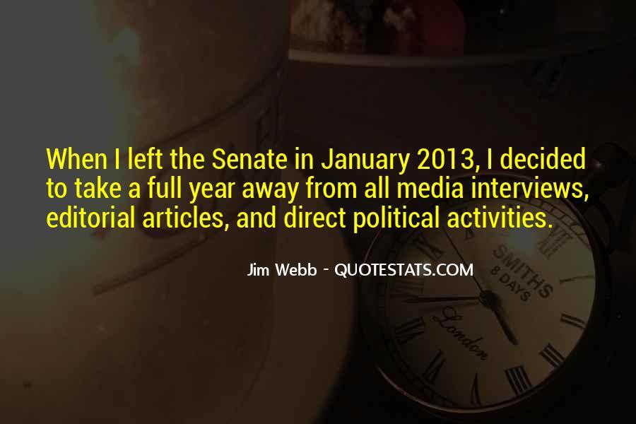 Jim Webb Quotes #1340615