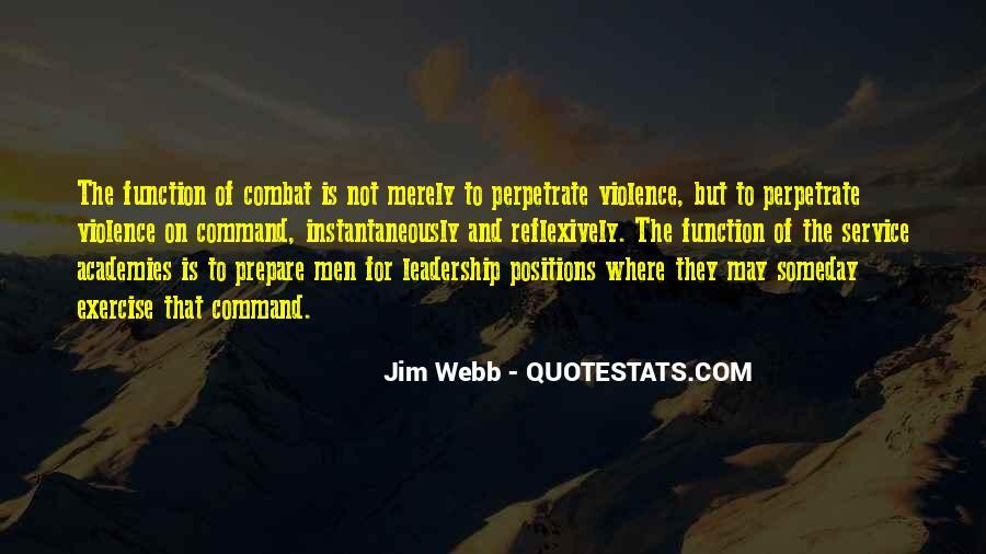 Jim Webb Quotes #1587633