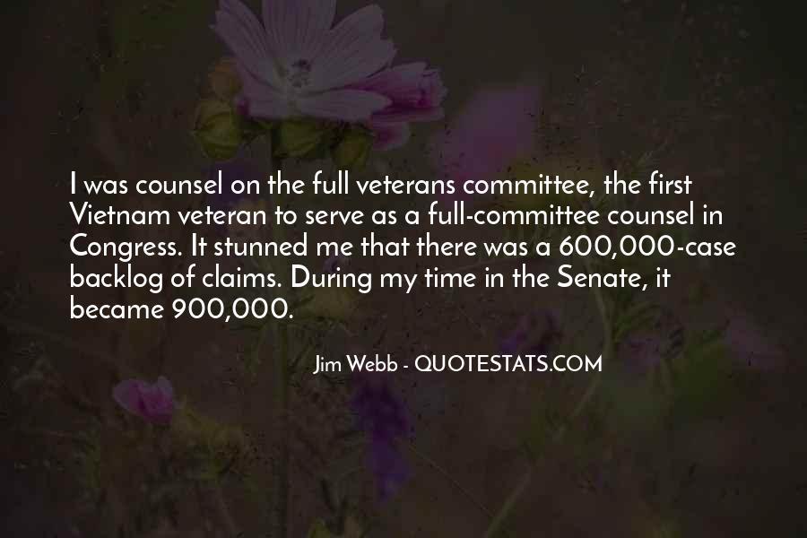 Jim Webb Quotes #1591604