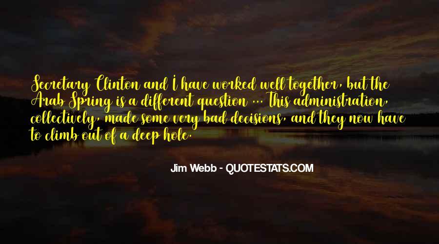 Jim Webb Quotes #1879065
