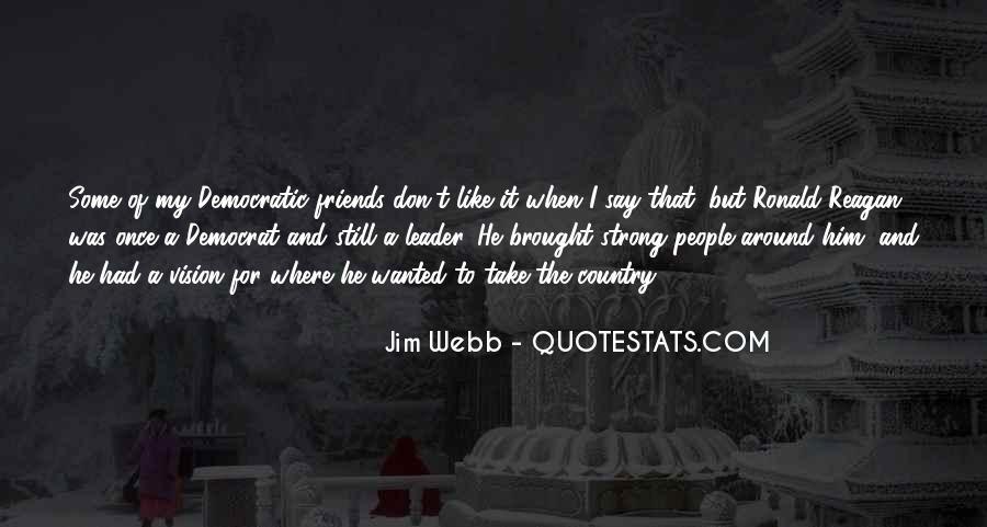 Jim Webb Quotes #813458