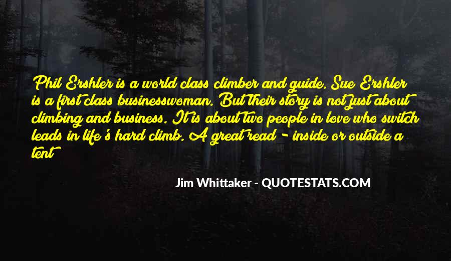 Jim Whittaker Quotes #1490285