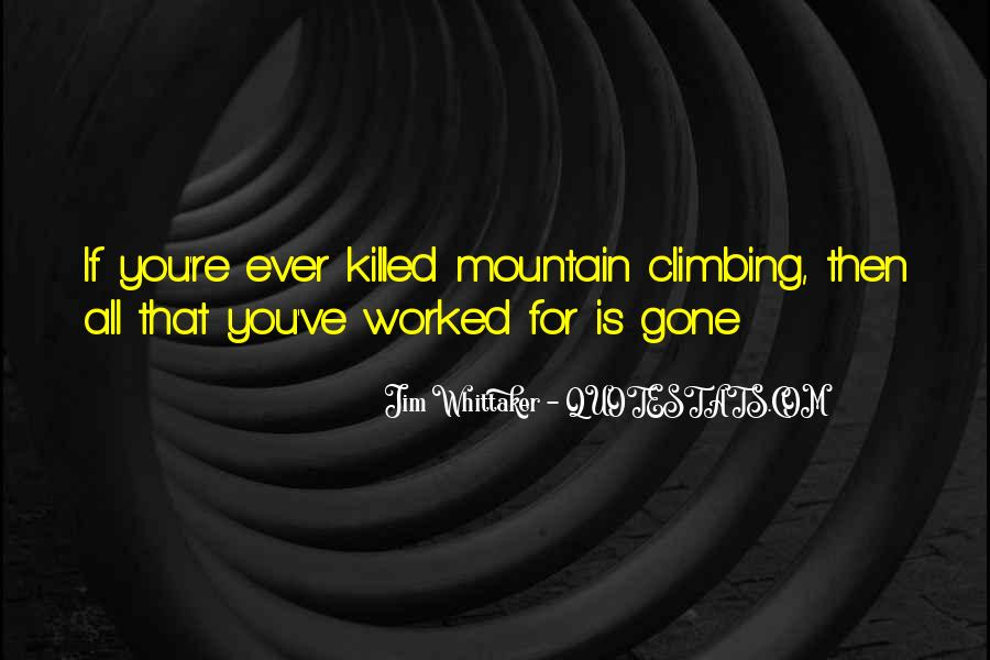 Jim Whittaker Quotes #251143