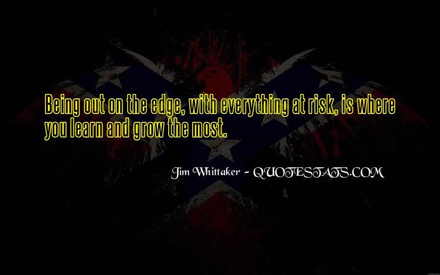Jim Whittaker Quotes #460669