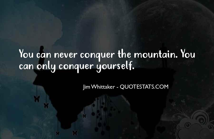 Jim Whittaker Quotes #627126
