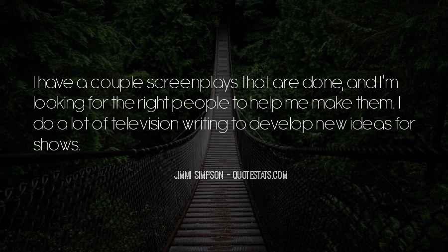 Jimmi Simpson Quotes #1726737