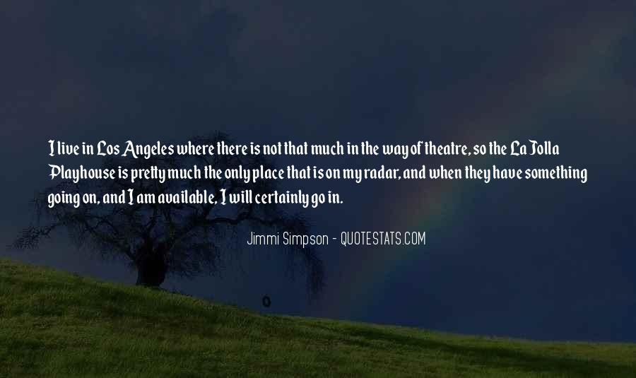 Jimmi Simpson Quotes #389585