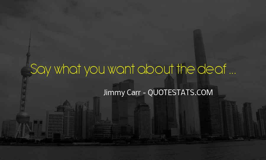 Jimmy Carr Quotes #1055487