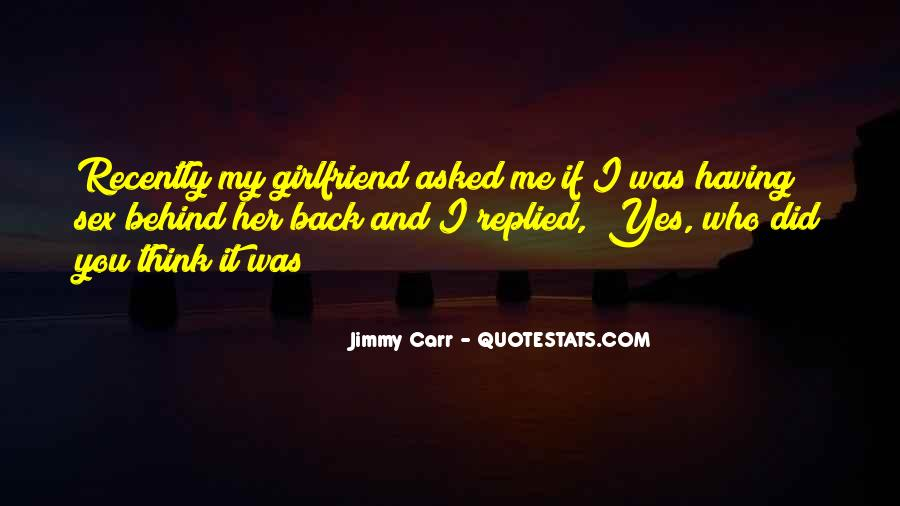 Jimmy Carr Quotes #1286907