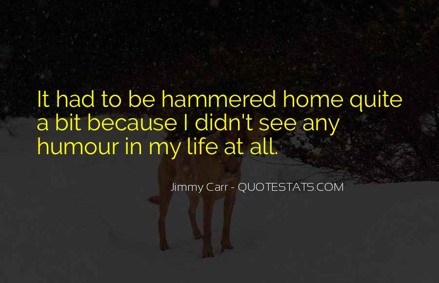 Jimmy Carr Quotes #400533
