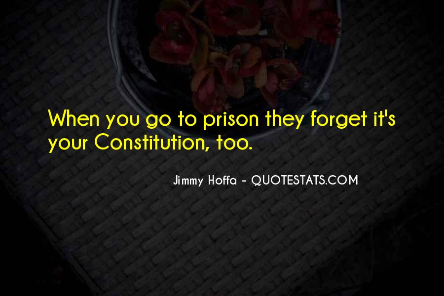 Jimmy Hoffa Quotes #1630411