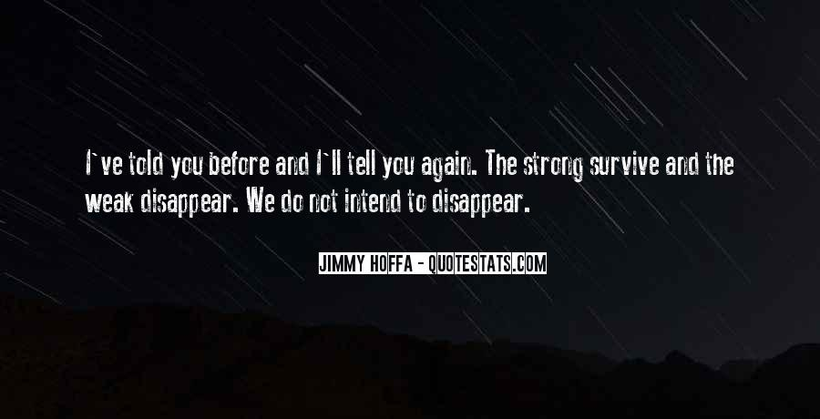 Jimmy Hoffa Quotes #1641152
