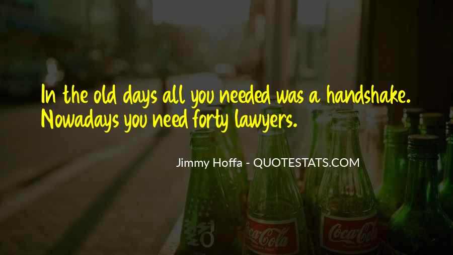 Jimmy Hoffa Quotes #190475