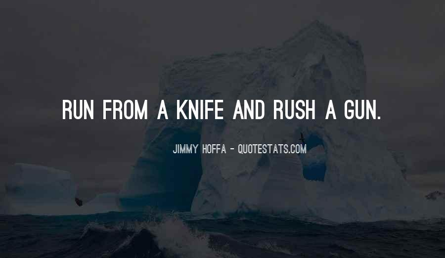 Jimmy Hoffa Quotes #894714