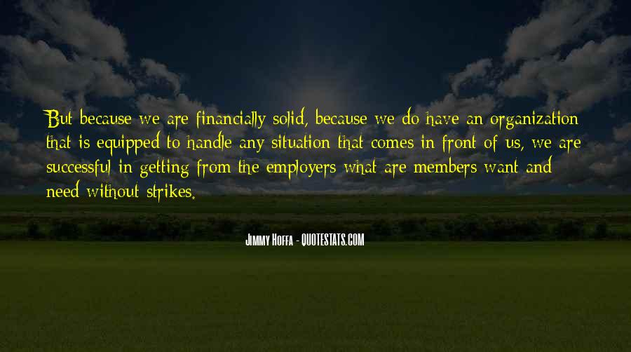 Jimmy Hoffa Quotes #96243