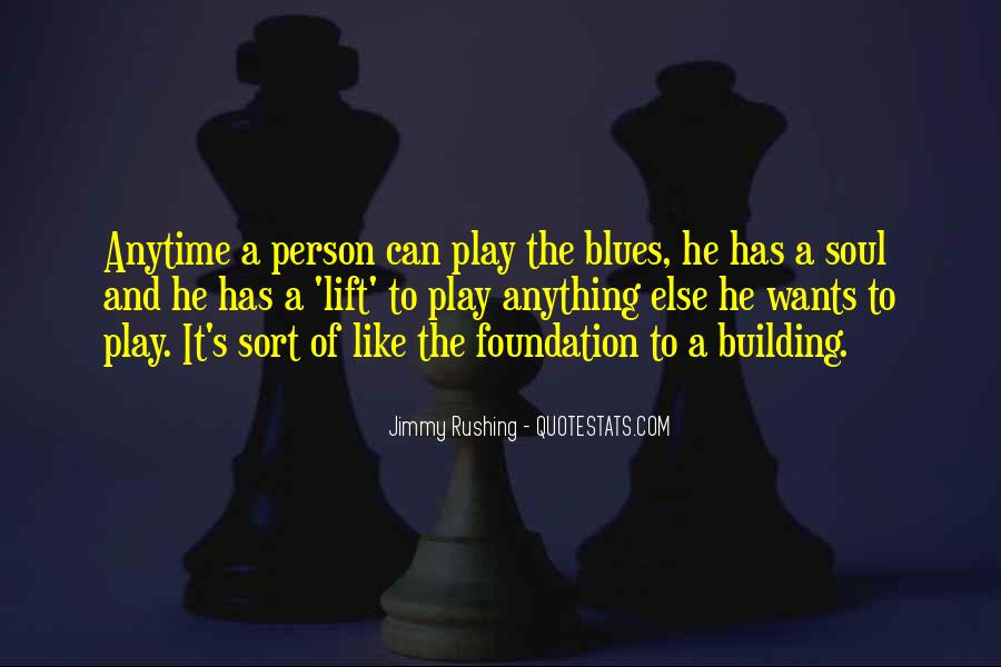 Jimmy Rushing Quotes #119628