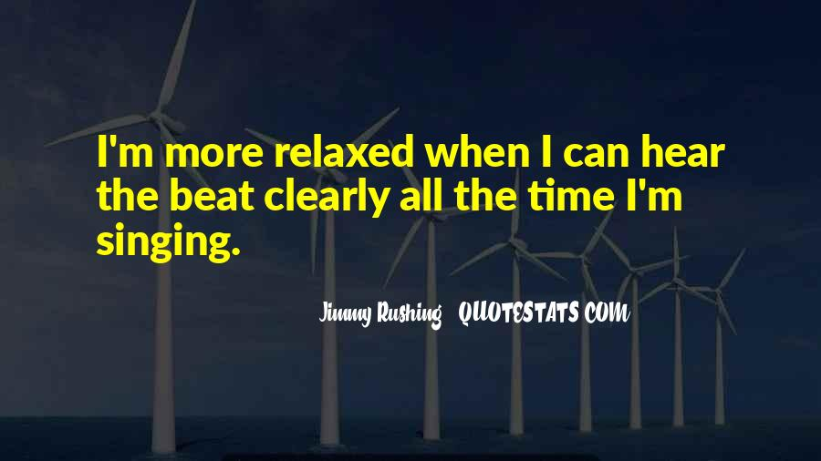 Jimmy Rushing Quotes #230454