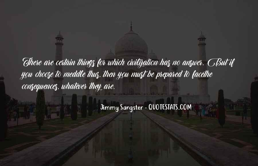 Jimmy Sangster Quotes #1270704