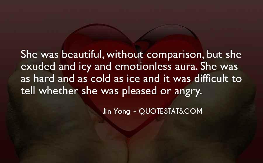 Jin Yong Quotes #112609
