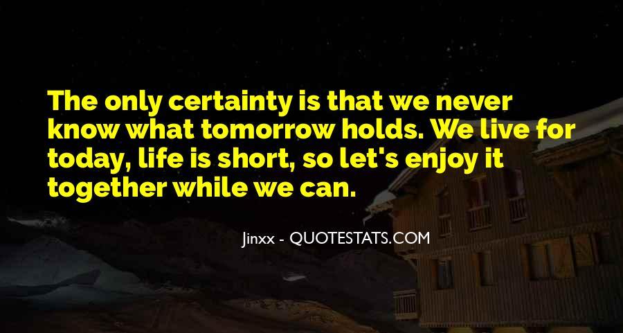 Jinxx Quotes #324241