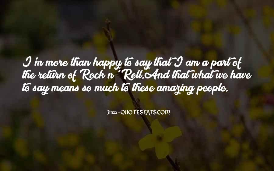 Jinxx Quotes #46750