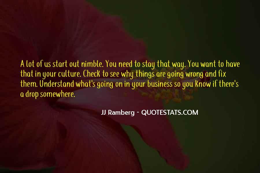 JJ Ramberg Quotes #1124640