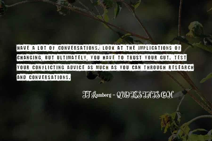 JJ Ramberg Quotes #62189