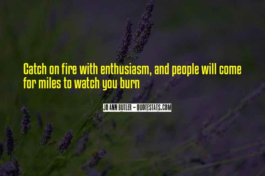 Jo Ann Butler Quotes #1735625