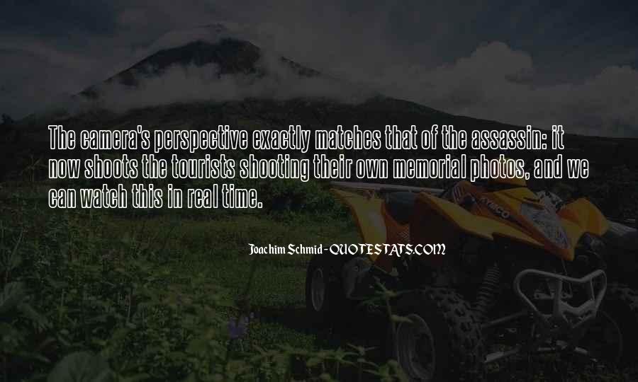 Joachim Schmid Quotes #1139276