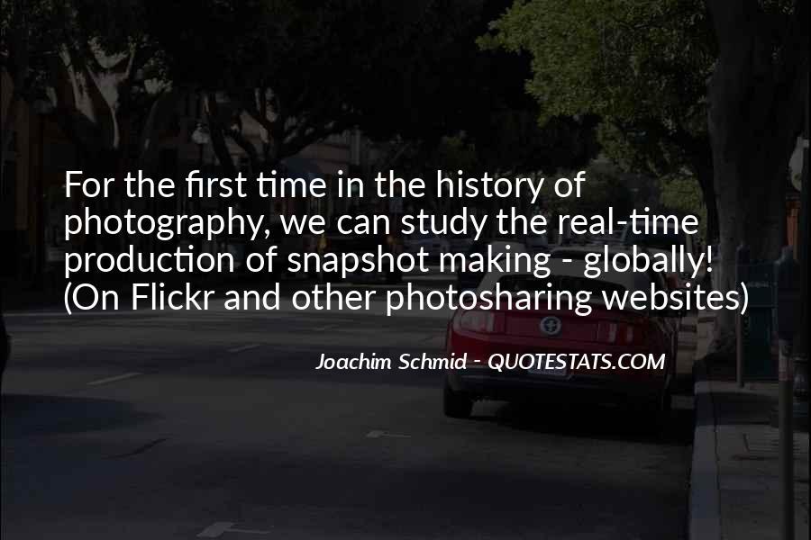 Joachim Schmid Quotes #144796